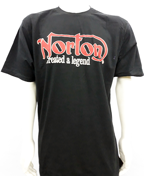 "Camiseta Oil Leak ""Norton speed king\"""