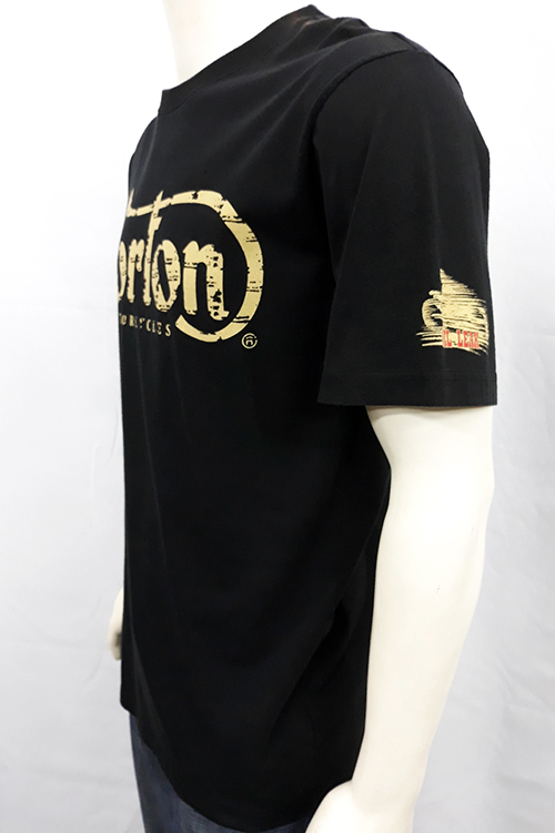 "Camiseta Oil Leak ""Norton Motorcycles\"""