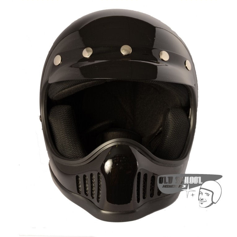 Casco integral Star MC negro