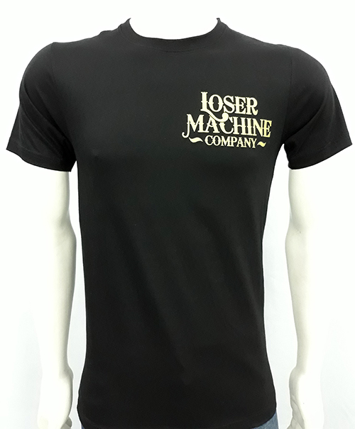 "Camiseta Loser Machine ""Hot rod"""