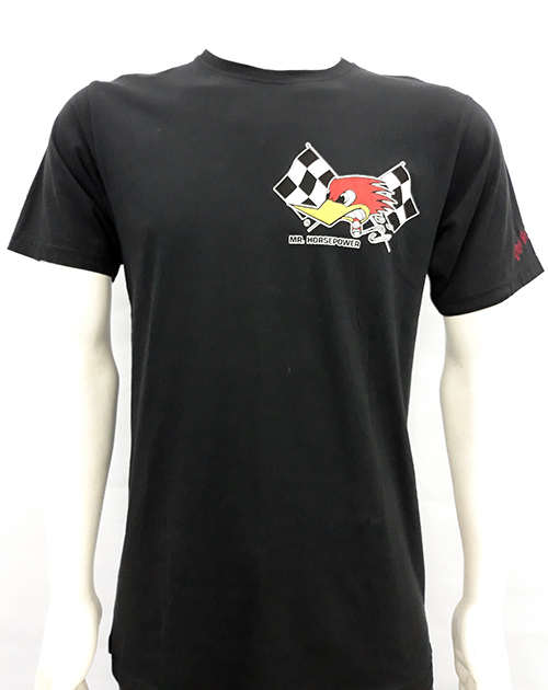 "Camiseta Clay Smith ""Chequered flag"""