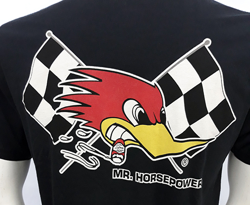 "Camiseta Clay Smith ""Chequered flag\"""
