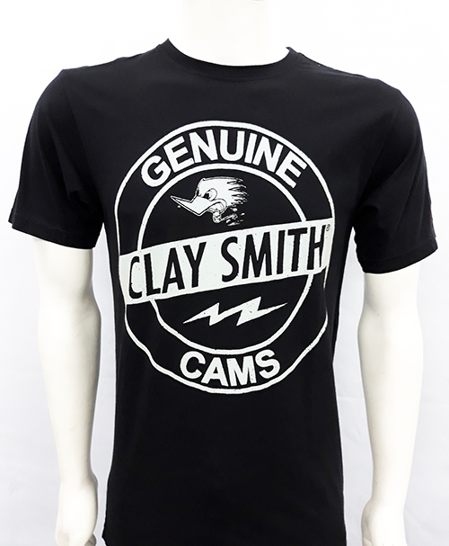 "Camiseta Clay Smith ""Genuine cams\"""