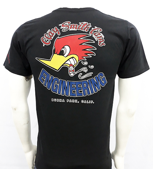 "Camiseta Clay Smith ""Engineering\"""