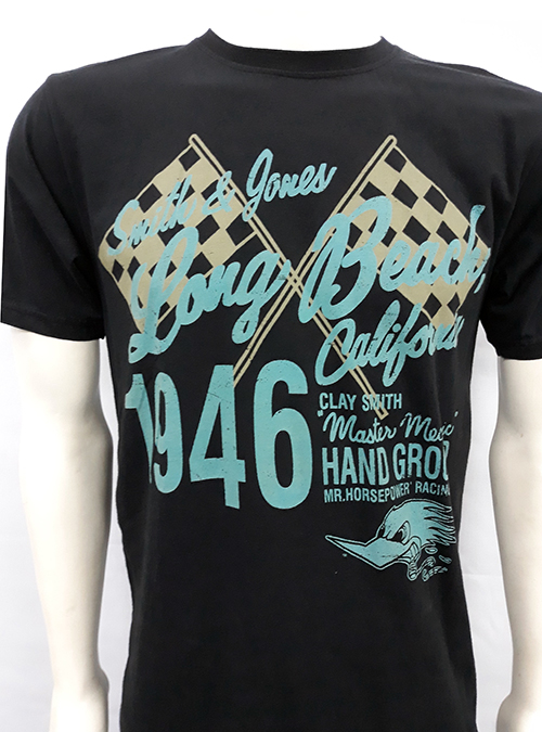 "Camiseta Clay Smith ""Long Beach 1946\"""