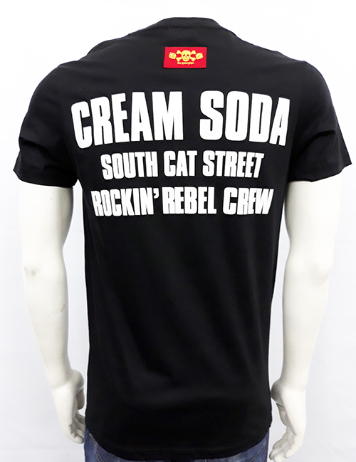 Camiseta Cream Soda South cat street