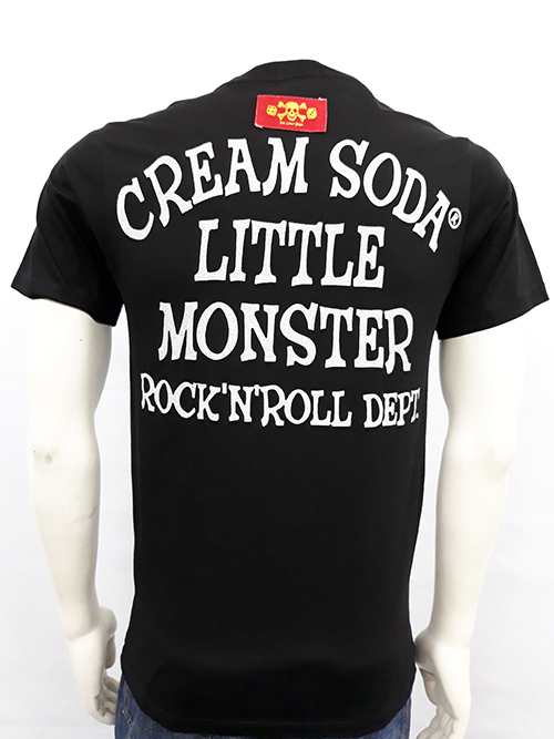 Camiseta Cream Soda Temmye the cat