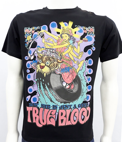 "Camiseta True Blood ""Tiger"""