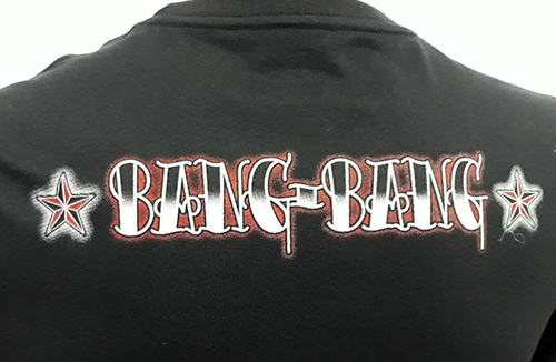 "Camiseta True Blood ""Bang bang\"""