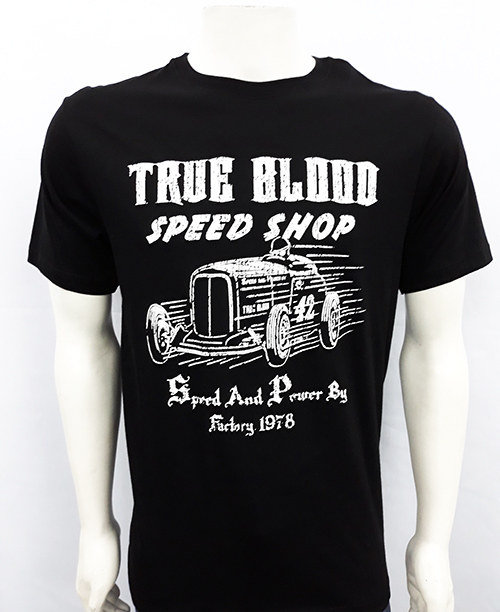 "Camiseta True Blood ""Speed shop\"""