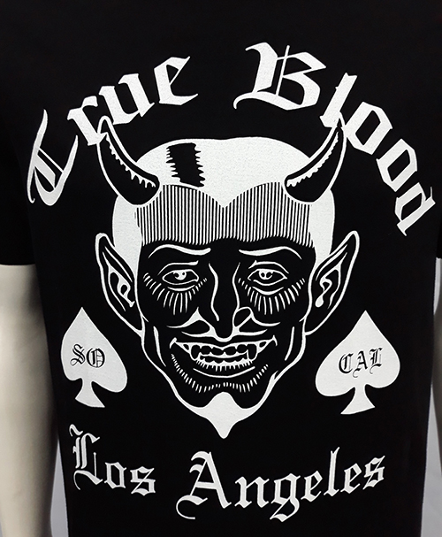 "Camiseta True Blood ""Devil L.A.\"""