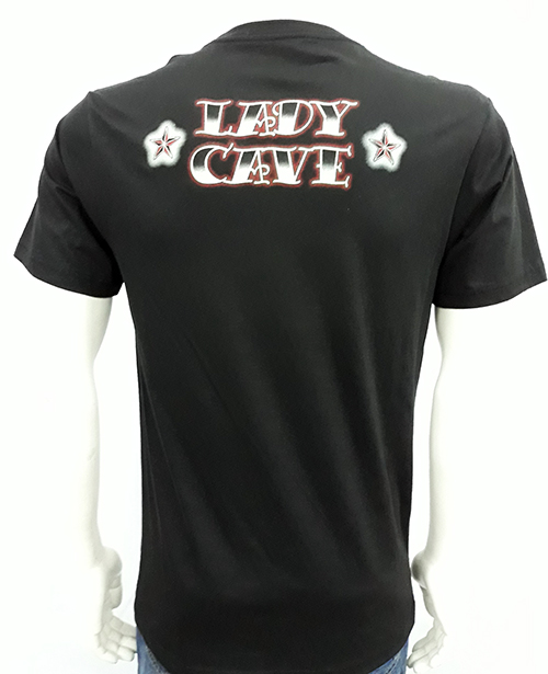 "Camiseta True Blood ""Lady Cave\"""