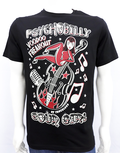"Camiseta True Blood ""Psychobilly\"""