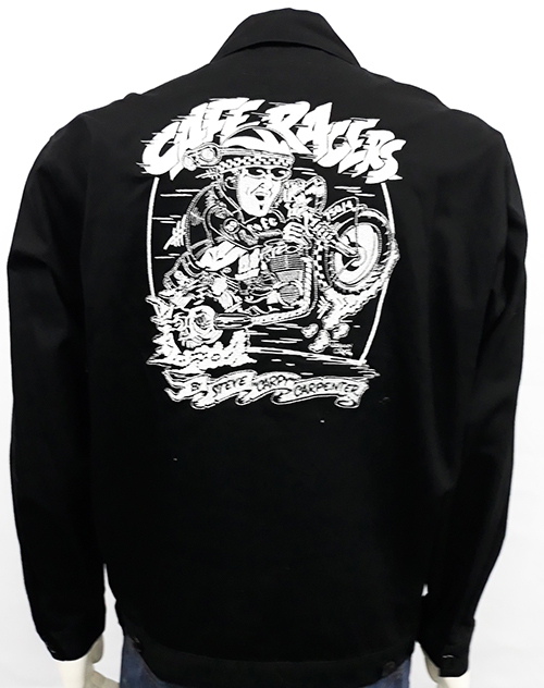 "Chaqueta worker ""Cafe racers\"""