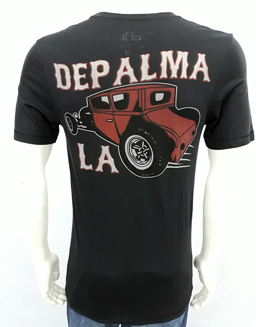 "Camiseta De Palma ""Los Angeles\"""