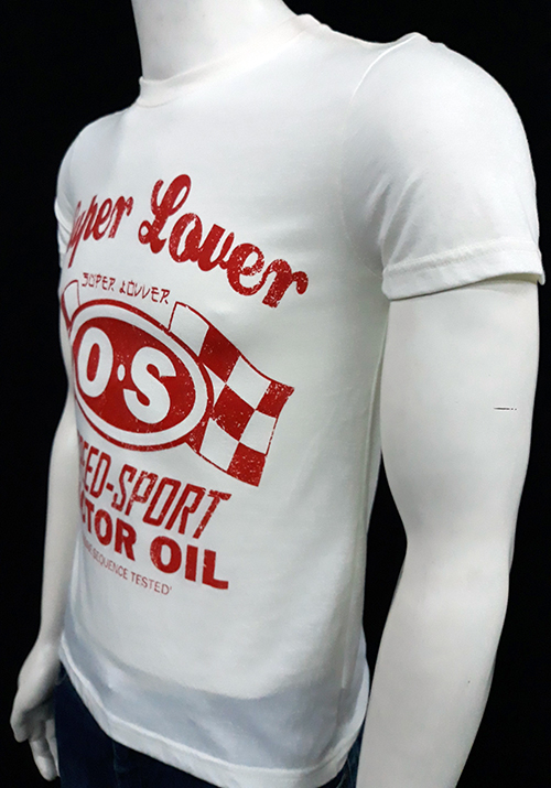 "Camiseta Superlove ""Speed Sport\"" beige"