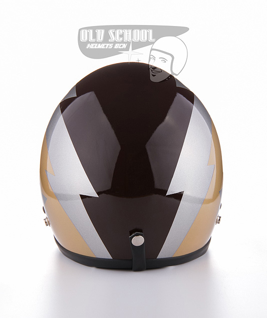 "Casco jet Elders ""Lightning\"""
