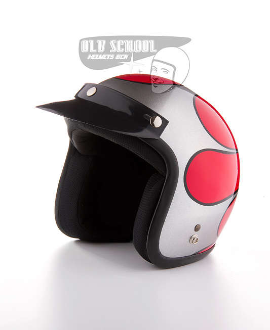 "Casco jet Elders ""Hot Rod"""