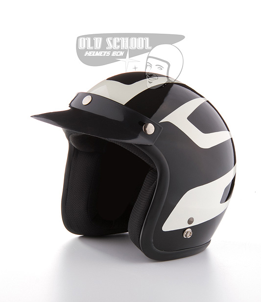 "Casco jet Elders ""Scallop white"""