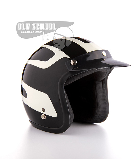 "Casco jet Elders ""Scallop white\"""